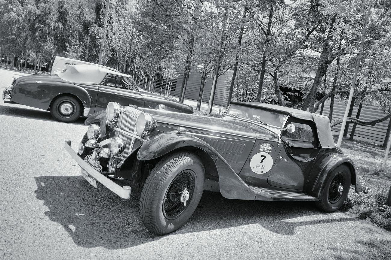 Oldtimer Strassenfahrzeug Meeting Bodensee-klassik by Festspielhaus Bregenz