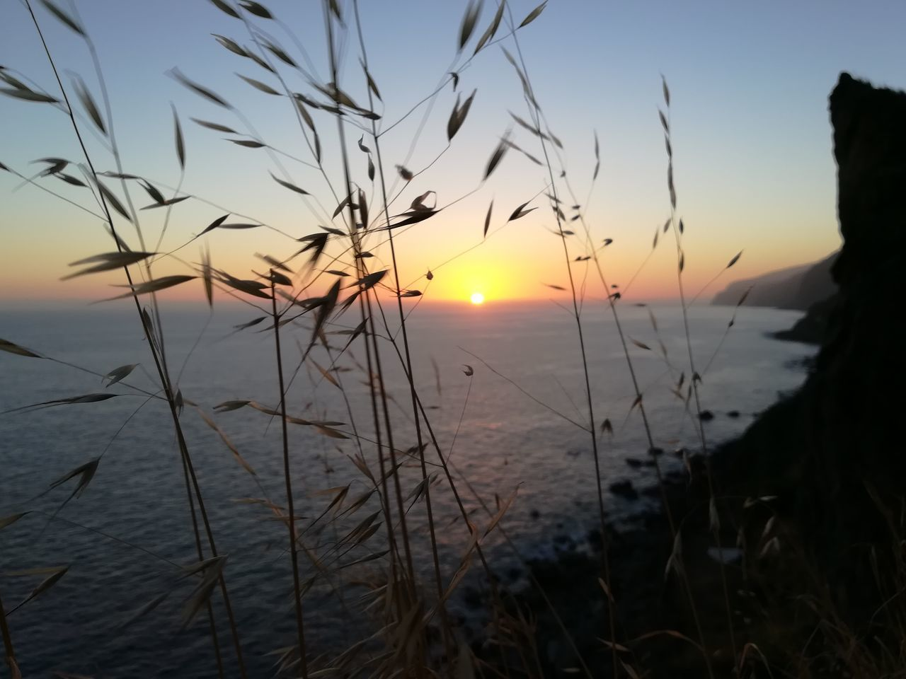 Sunset Madeira Island Madeira Sea Nofilter Semfiltro Islandlife Pontadosol Pordosol