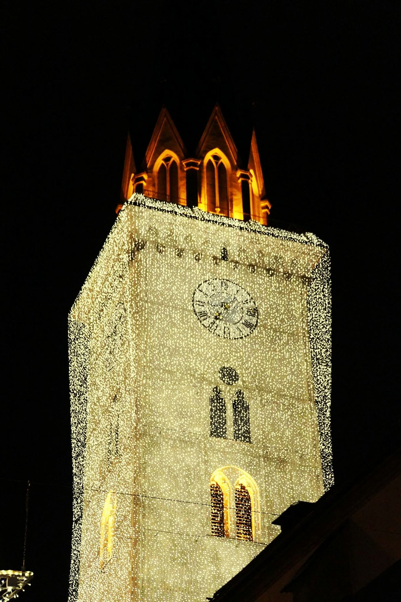 Christmas Lights Villach Advent