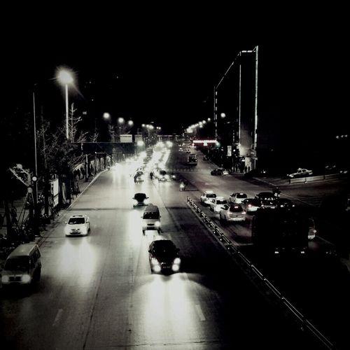 霓虹里人影如鬼魅 这城市有种堕落的美 Night Lights Alone Time I Miss Home