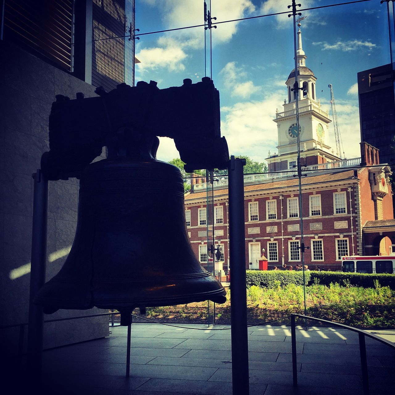 Liberty Bell Indepencehall Philadelphia