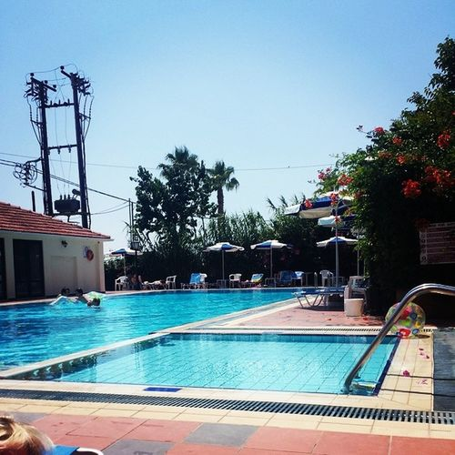 Relax Kefalonia Holiday Poolside lovinglife