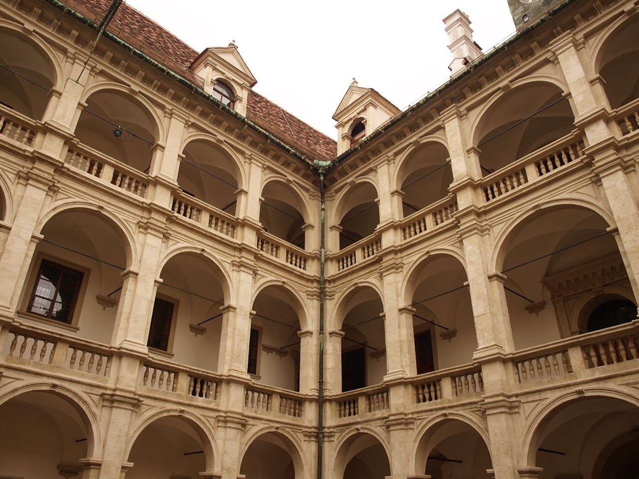 Abroad Architecture Austria Graz History Travelling