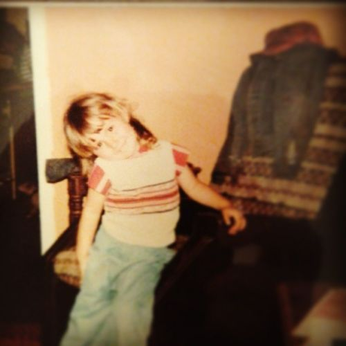 See! I've always been adorable ;) Cutie 1979 Throwbackthursday  TBT