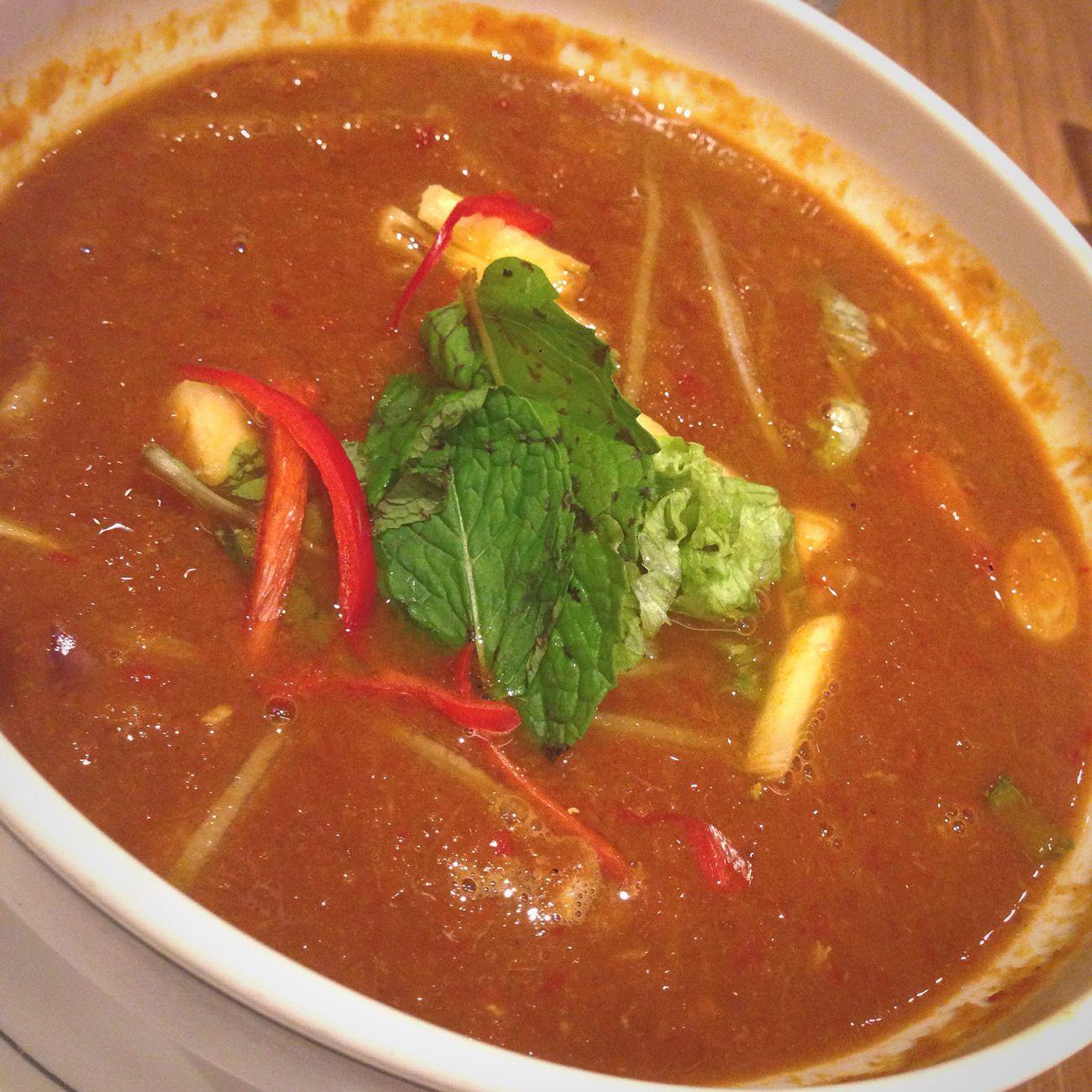 Asam laksa Food Dilicious Nice Best  Kuala Lumpur Malaysia