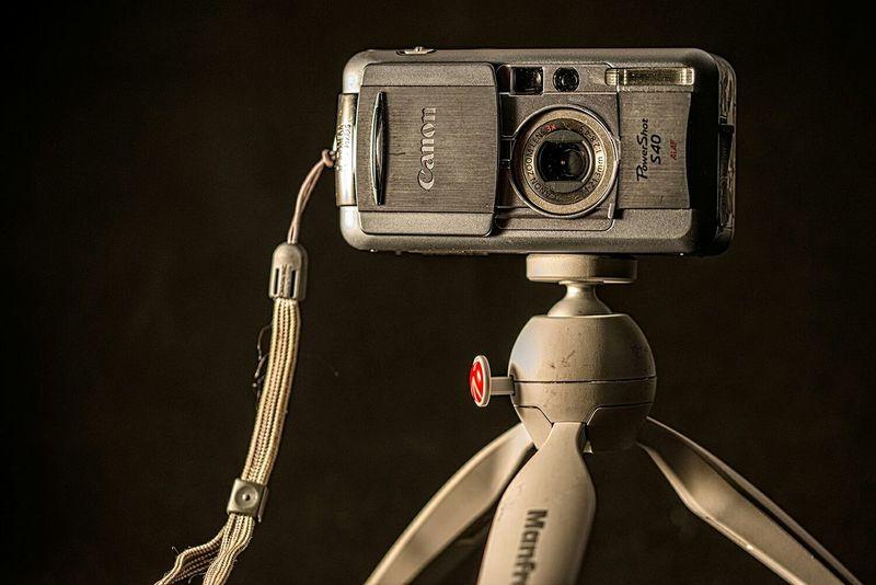 Mik primera cámara digital Nikon D610 Somosfelices