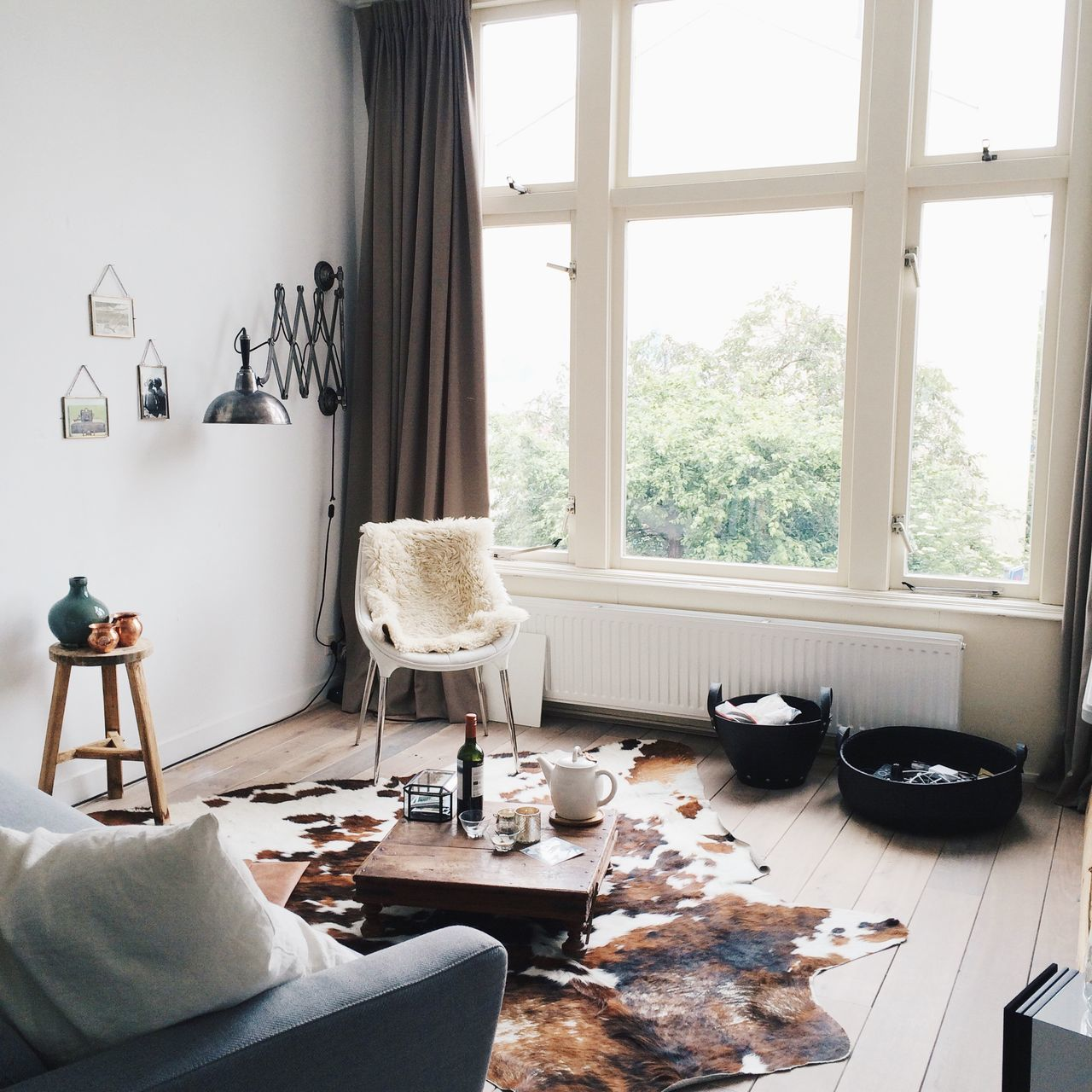 AirBnB Amsterdam Comfort Place Domestic Life Dream Catcher Fur Home Home Interior Indoors  Interior Design Weekend Chill