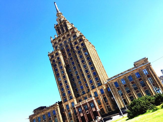 Riga Sowjet Architecture