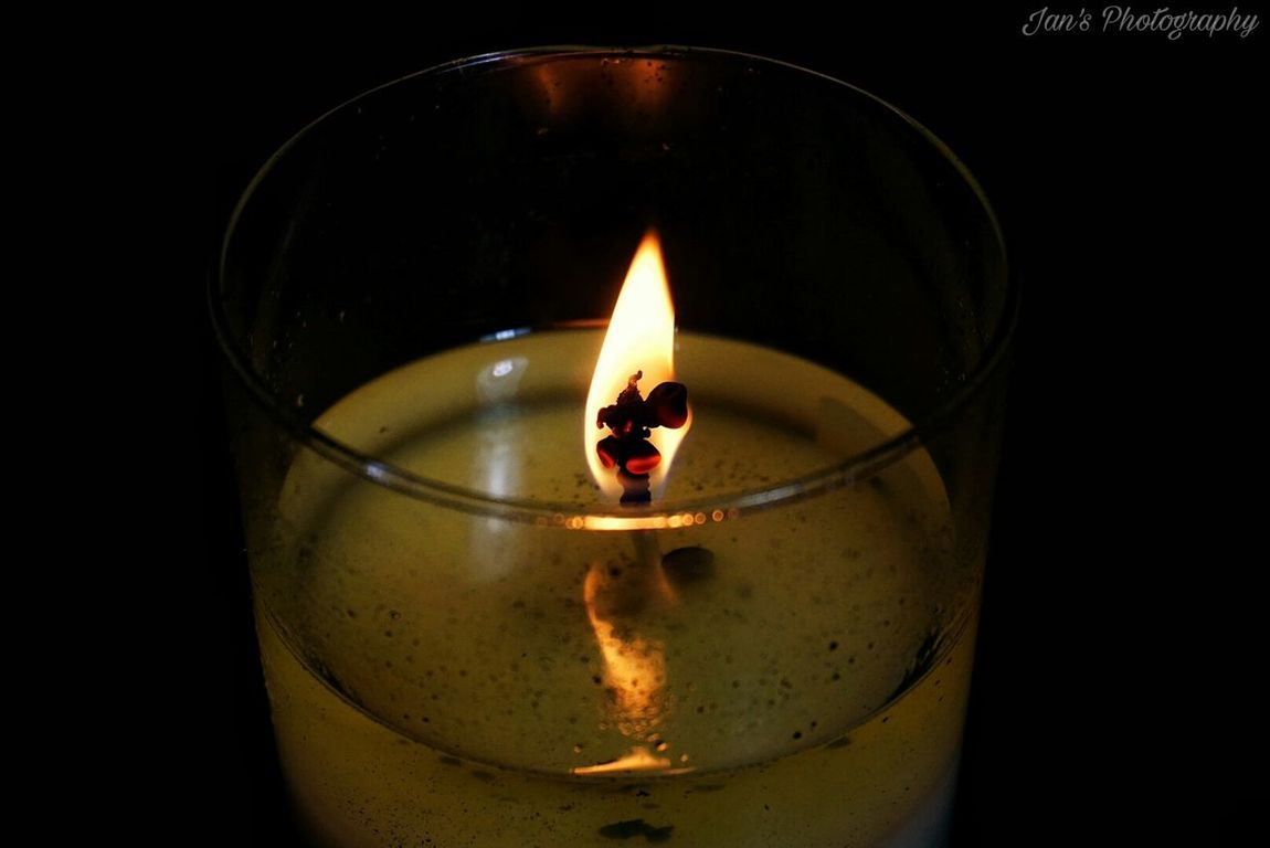 Flame Burning Heat - Temperature Oil Lamp Candle Close-up Diya - Oil Lamp No People Black Background Horizontal Diwali Fire Candle Candlelight Candleflame From My Point Of View Sony A6000 EyeEm Best Shots EyeEmBestPics Puerto Rico Orange Color