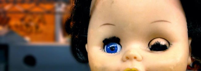 The Eye Of The Forgotten Doll