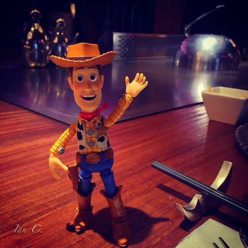 Woody Disney Restaurant Taipei ?餐點和服務都不錯!