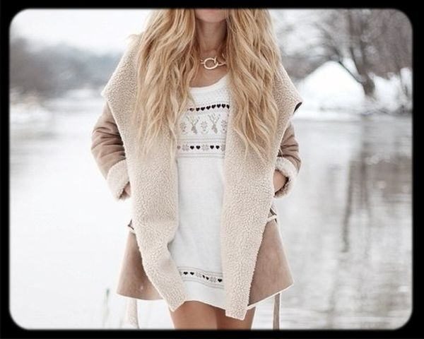 Winter Fashion Look