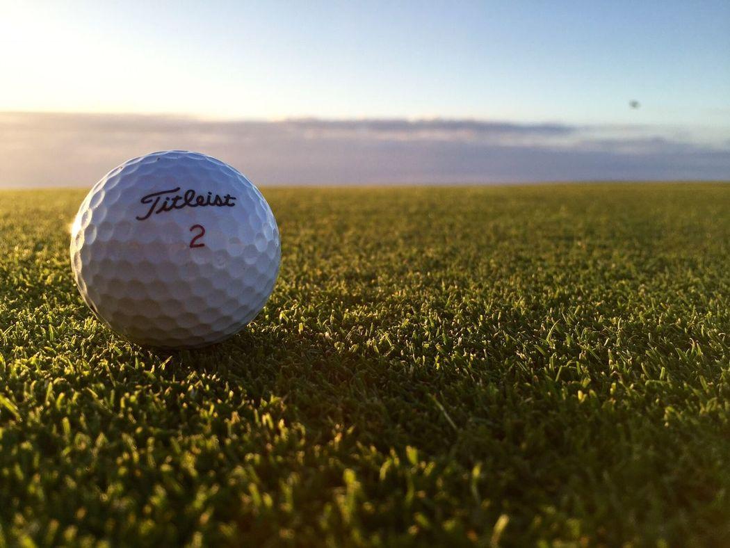 Sport Outdoors Ball Nature Grass Close-up No People Green - Golf Course Golf Golf Course Titleist Titleistgolf