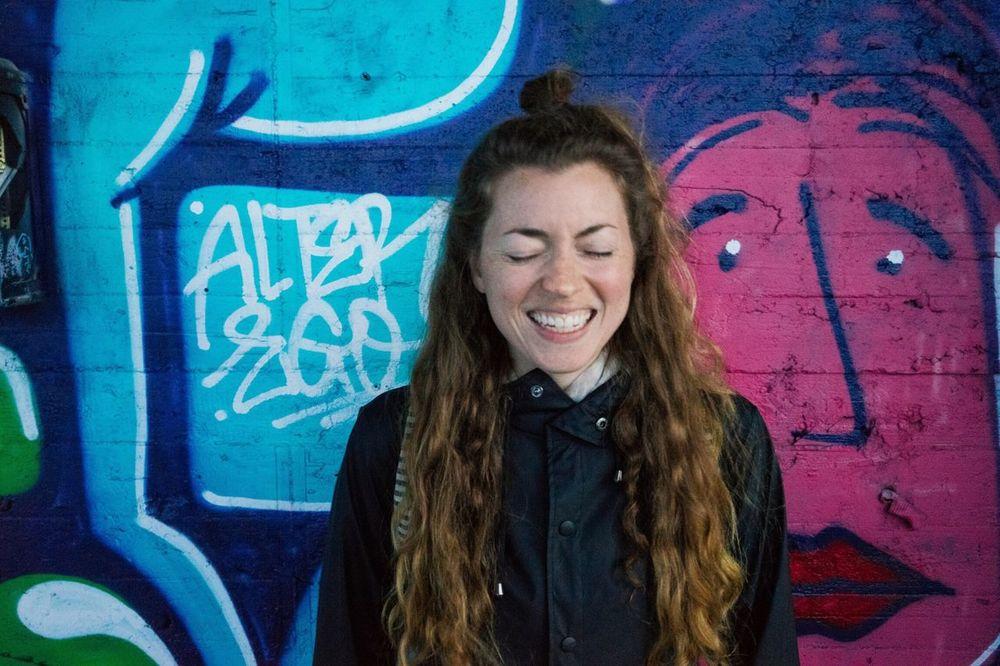 Smile. Portrait EyeEm Teufelsberg Adventure