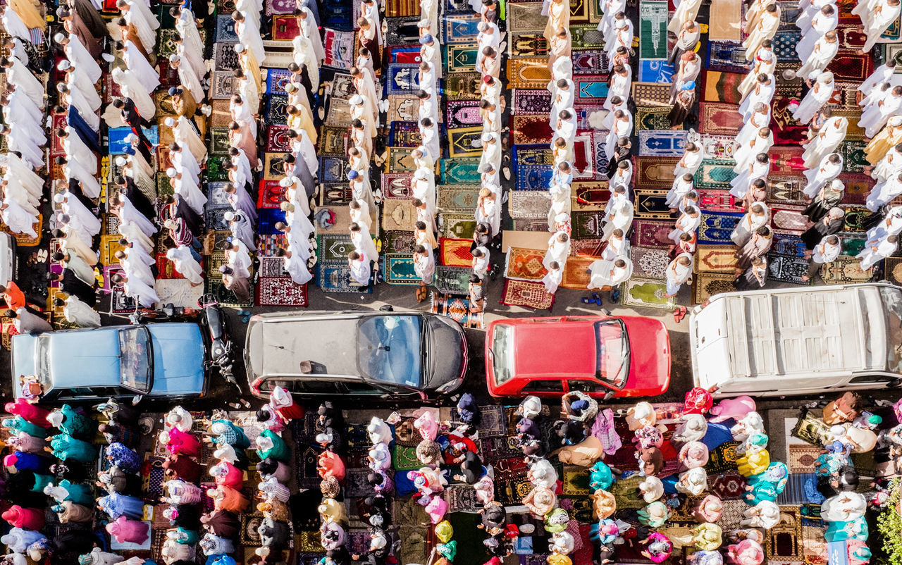 Beautiful stock photos of straßenfotografie, Car, Car Roof, Casablanca, Crowd