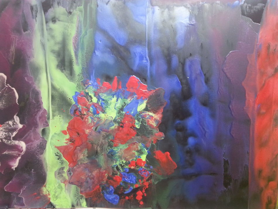Enjoying Life Absurd Thoughts Painting Art Paint Eyemgallery My Art, My Soul... Color Portrait Abstractart Artistic Expression Art, Drawing, Creativity Artgallery Painting Abstract ArtWork Colorsplash
