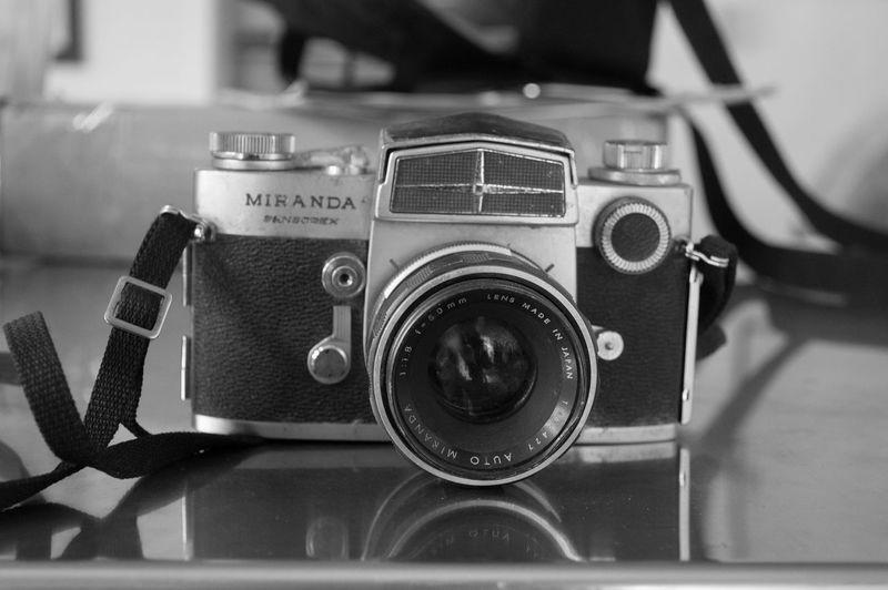 Black&White Camera