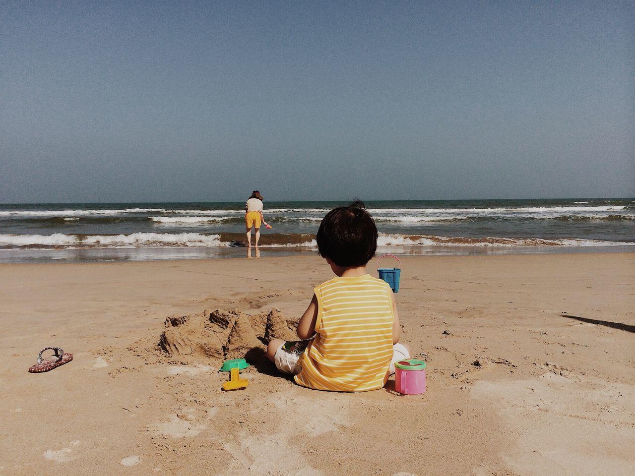 Beautiful stock photos of sunny, Beach, Beach Toy, Beauty In Nature, Boys