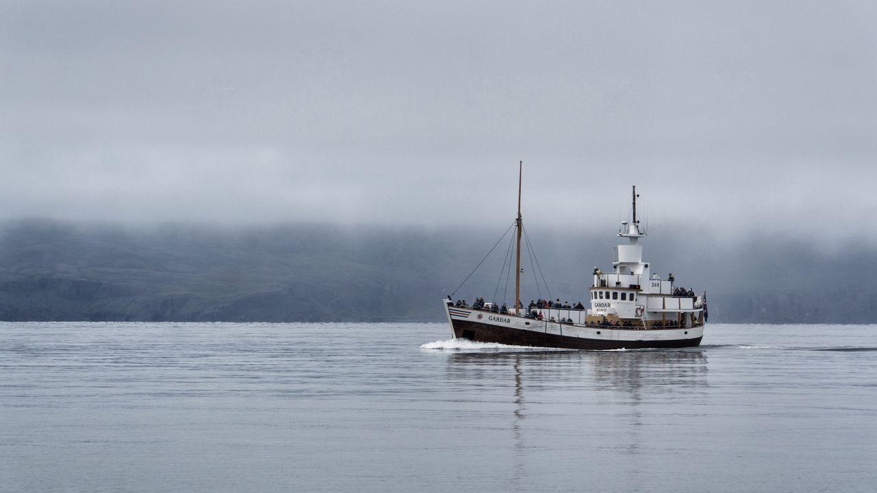 Beautiful stock photos of wal, nautical vessel, sea, transportation, sky
