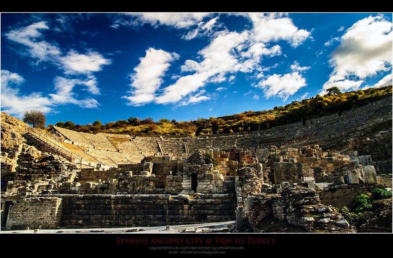 Ephesus, Turkey. Turkey Landscape_Collection Traveling Relaxing