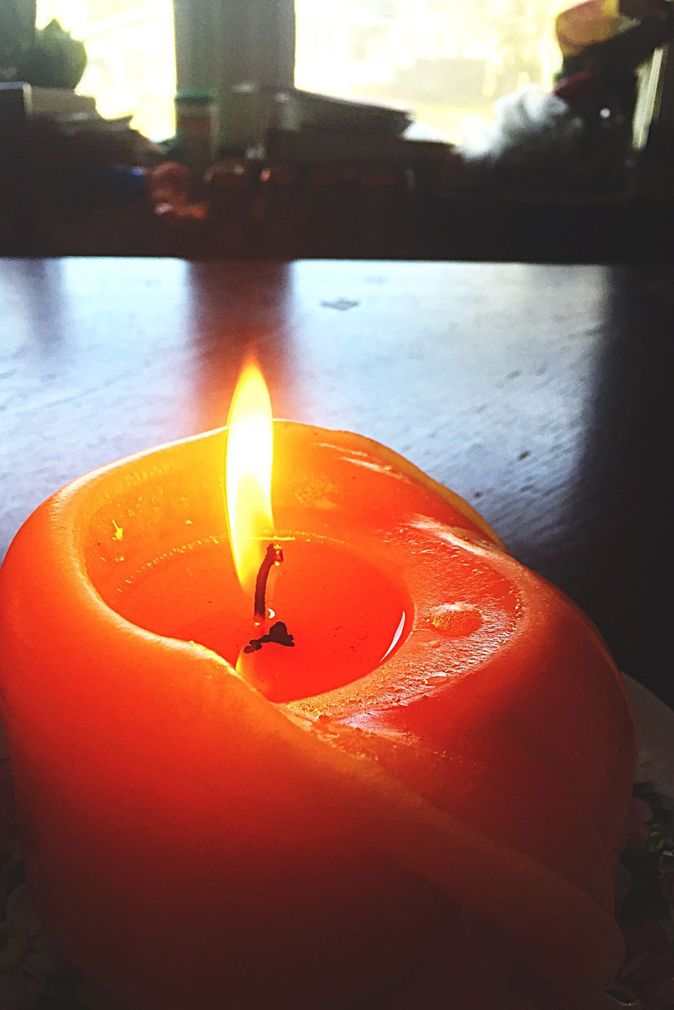"""Look at how a single candle can both defy and define the darkness"""