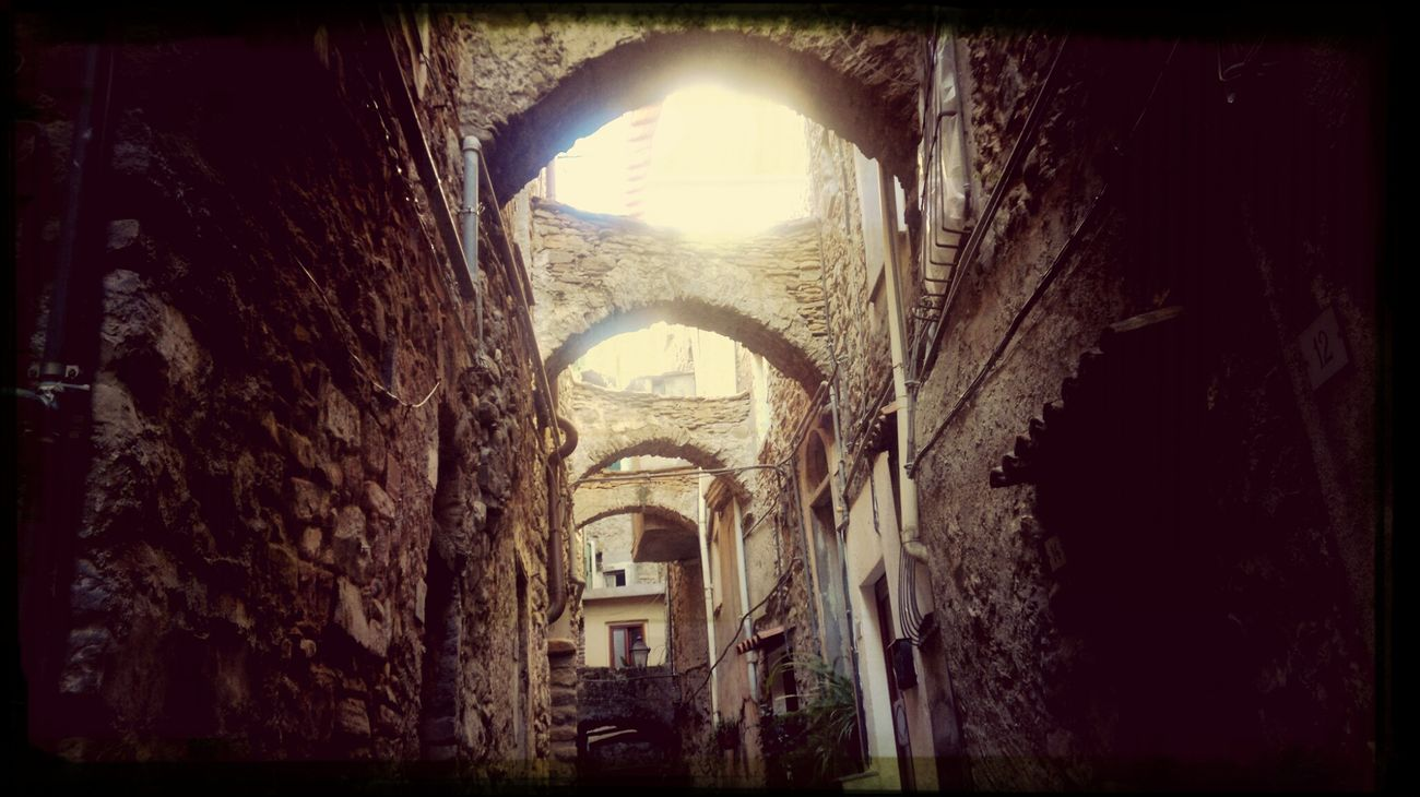 Soldano Riviera Dei Fiori Medioeval Cities Carrugio Val Verbone Ancient Village Paesaggiourbano Old Village Liguria - Riviera Di Ponente