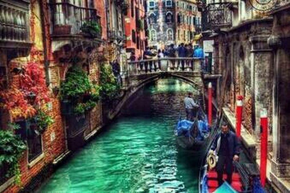 Venezia Arriviamo.❤