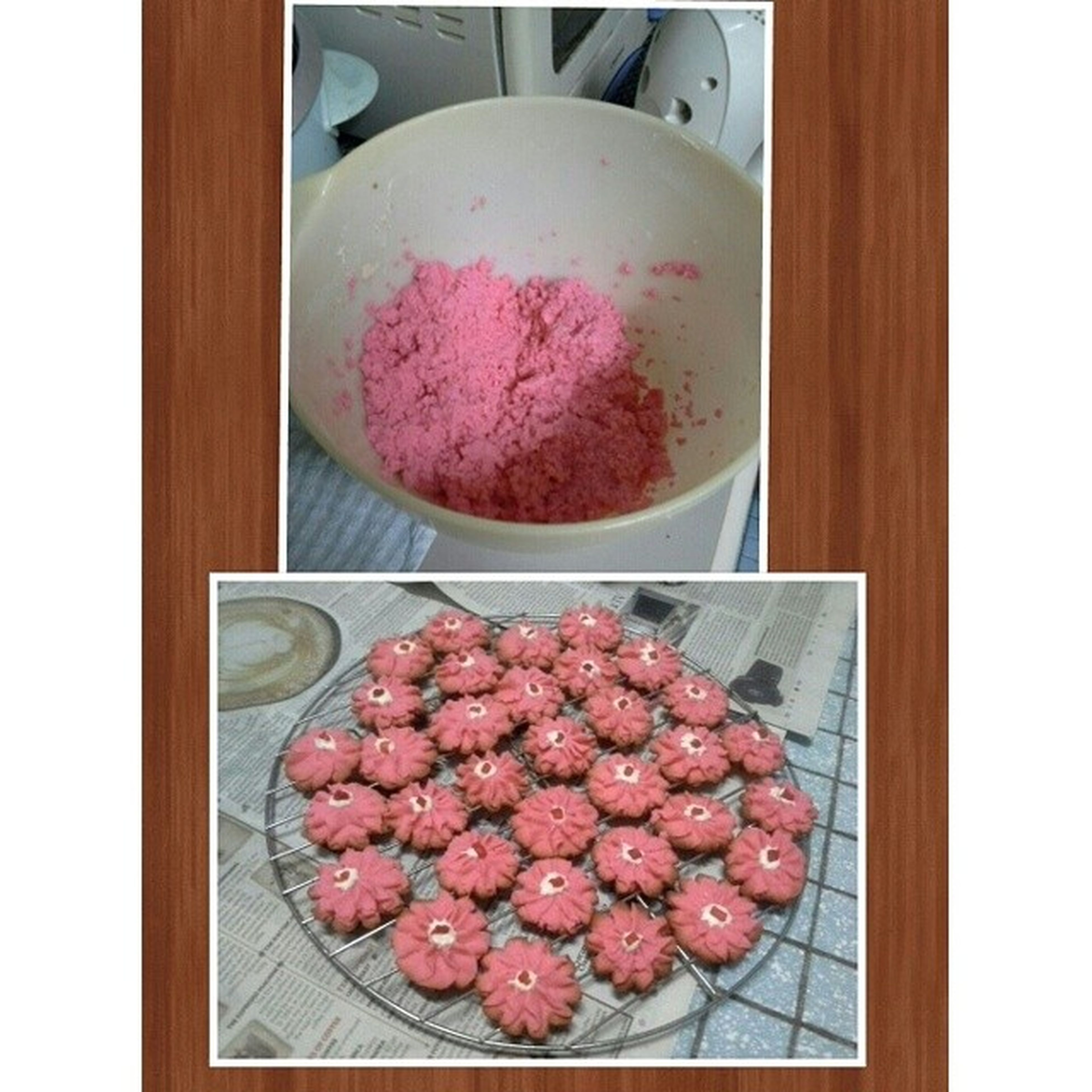 Done for another biscuit again Red Velvet Samperit Biscuits for sale tomolo