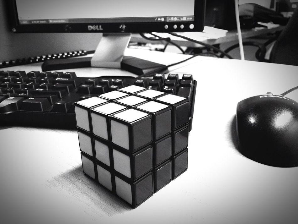 Randomness Work Rubriks Cube