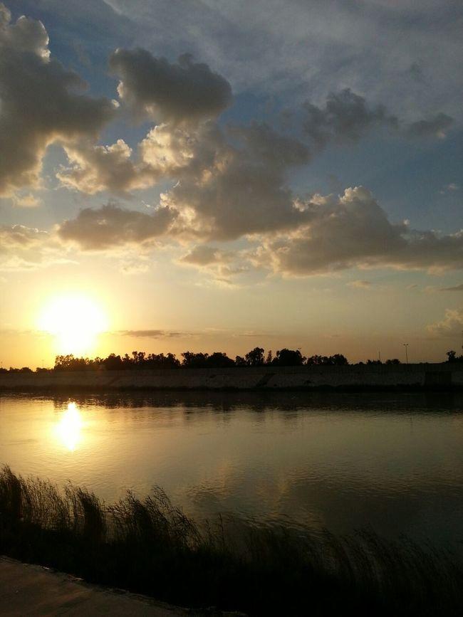 Very nice Weather Iraq Baghdad Enjoying Life Taking Photos ^-^