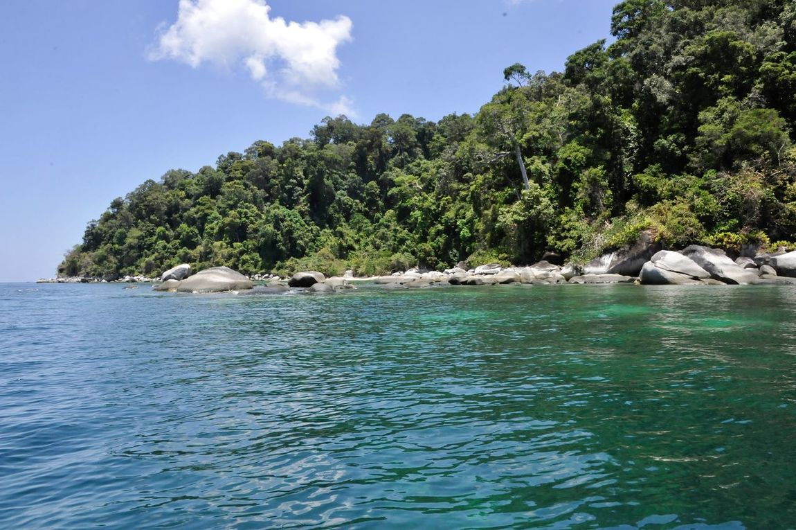 Beach Beauty In Nature Day Koh Lipe Koh Lipe Thailand Koh Lipe Travel Landscape Nature No People Outdoors Scenics Sea Sky Social Issues Tranquil Scene Tranquility Tree Water