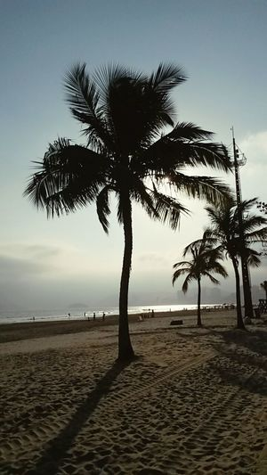 Santoscity Brasil Praia First Eyeem Photo
