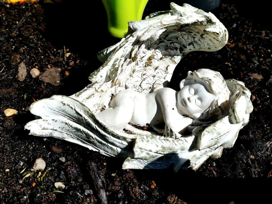 Angel Wings Angel Statue Angels White