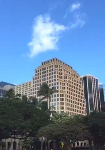 Trip around the world with Periscope Hawaii