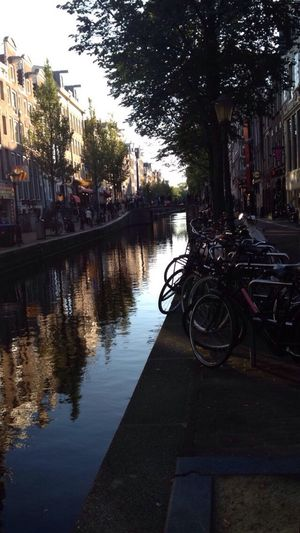 Amsterdam september 2015 Amsterdam Red Light District TBT