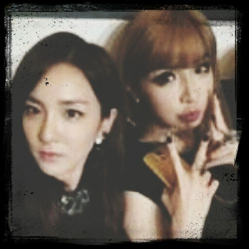 2NE1 First Eyeem Photo