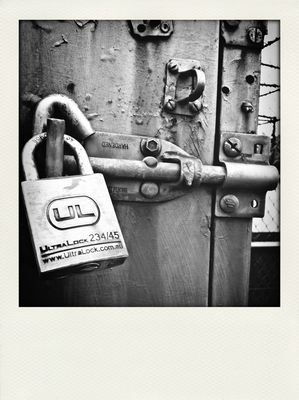 Locked at Brittania Road Reserve by CHANELLE