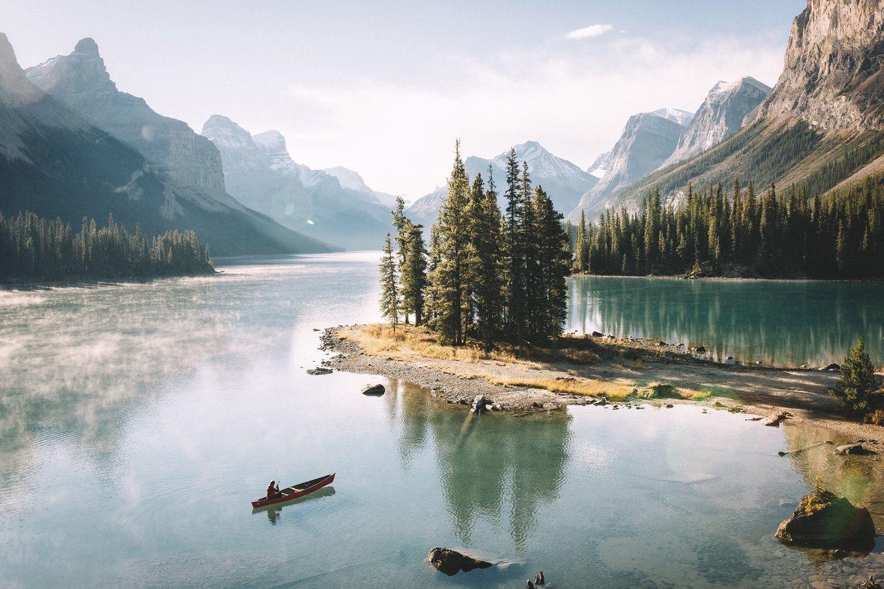 Beautiful stock photos of fall,  Beauty In Nature,  Calm,  Canada,  Cloud