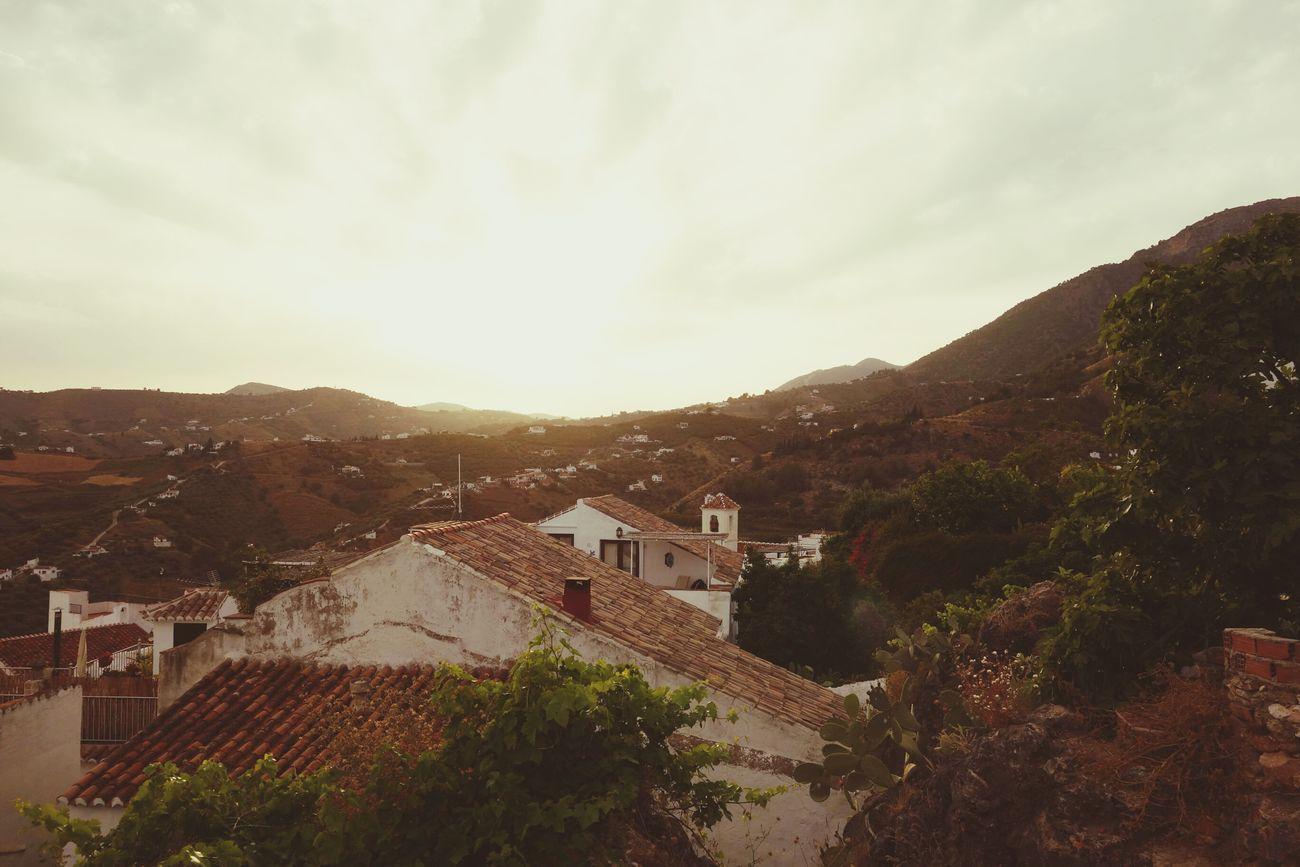 Frigiliana Frigiliana SPAIN Landscape Rx100