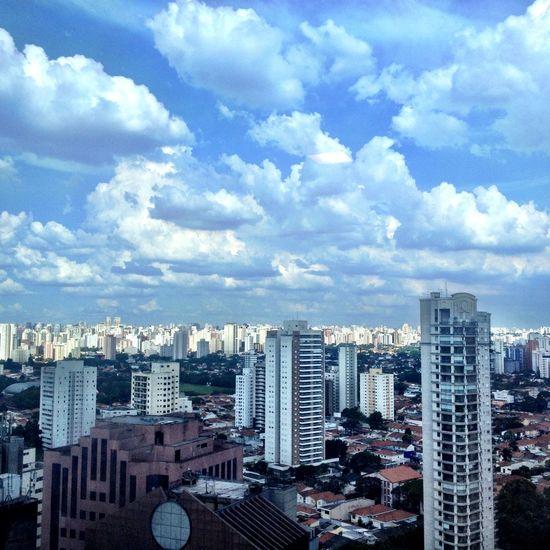 {Welcome to the jungle!} São Paulo Skyline Urban Urban Lifestyle Photography Concrete Jungle