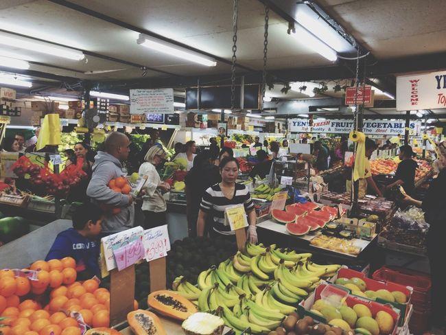 Weekend market Looking At Things Traveling