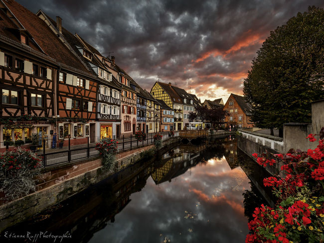 Alsace City Cityscape Cityscapes Colmar Colmar, Alsace, France Colorful Colors Colour Of Life France Water Water Reflections