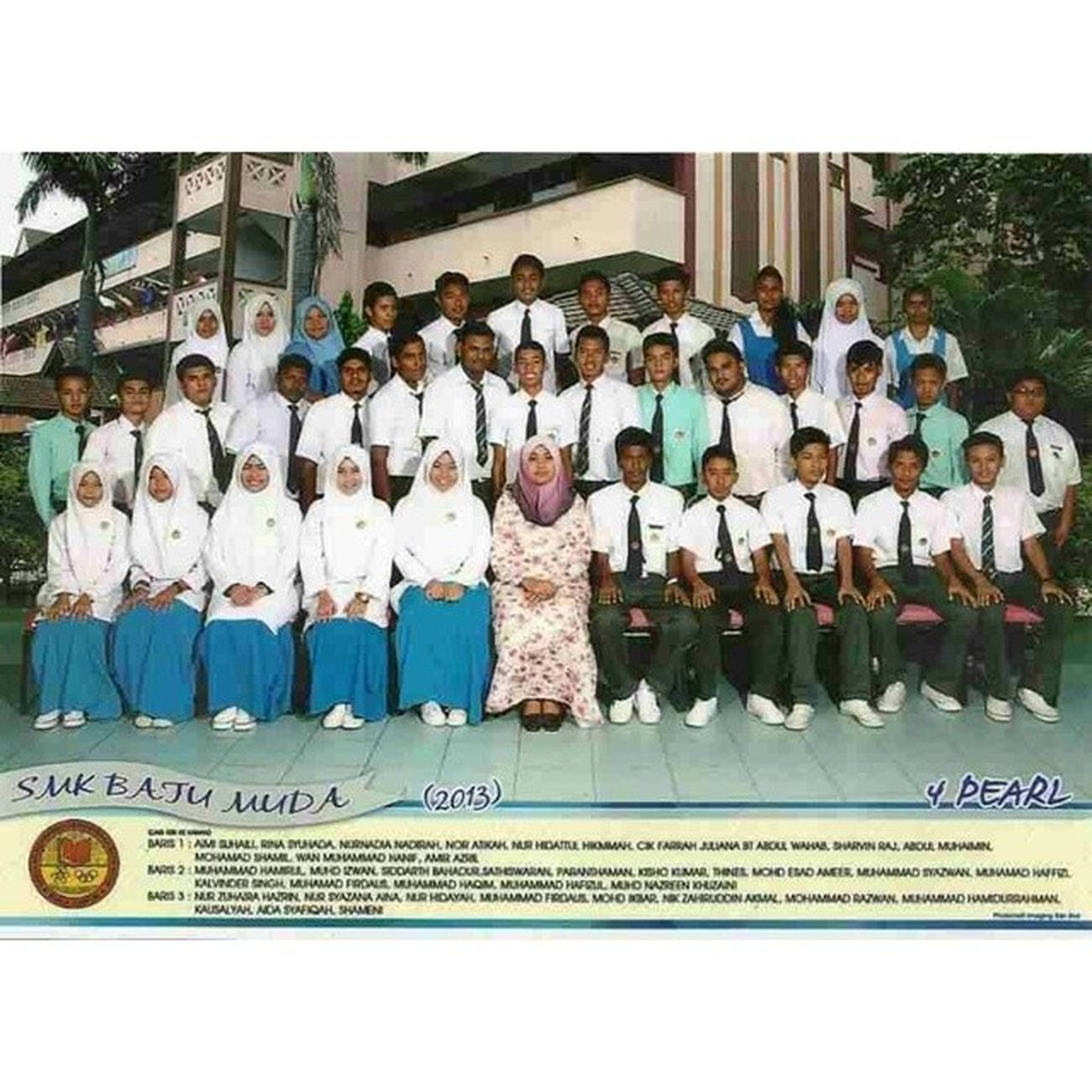 Throwback 4Pearl. The last photoshot with 4pearl of SMKBatuMuda 2013 ??? Rcnocrop