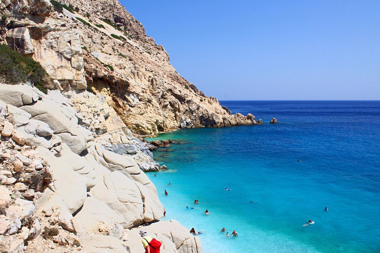 Seychelles Beach Ikaria GREECE ♥♥ Ikaria Greece Greek Islands Paradise Beach By The Sea Awsomenature Itssummerbaby Summertime Summer Sun Summer Vibes Summer Views Greek Island Greek Beauty Greek Beach