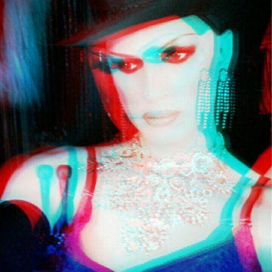 Diva 3D Hello World Popular Photo Selfie Drag Dragqueen  Followme