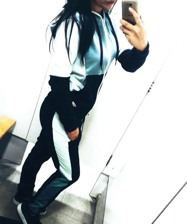 A d i d a s S t y l e 👟 White Background Lifestyles Body & Fitness Beautiful Girl Sexygirl Eyeemphotography Natural Beauty EyeEm Gallery Portrait Of A Woman First Eyeem Photo Trend Moda Wave Sportgirl Fotomodel Styleblogger Moda Fasion Adidas Adidasgallery Adidas Originals Love Lookoftheday Black Hair Beauty In Nature Sexyselfie