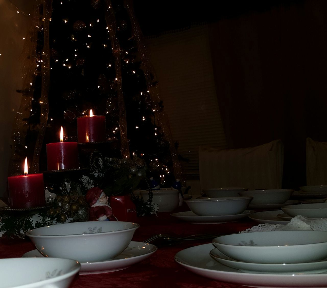 indoors, food and drink, no people, plate, table, bowl, illuminated, food, close-up, day