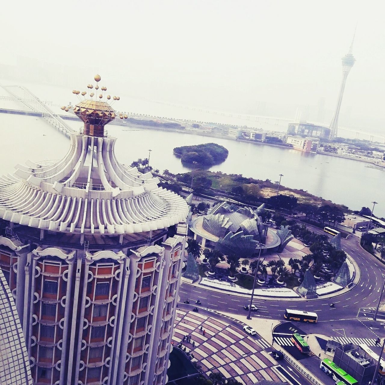 Windowview Sky Architecture Outdoors City Viewfromabove Macau, China Macau Photos Morningvibes Earlymorning  Enjoying Life