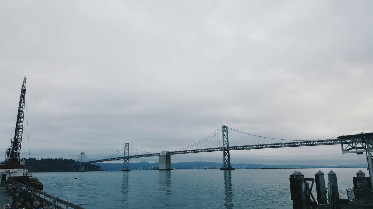 Beautiful stock photos of san francisco, Architecture, Bay Bridge, Bridge - Man Made Structure, Built Structure