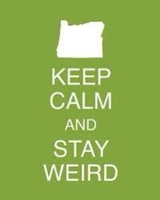 Lol, I'm Very Weird , But It's Cute! #Werido